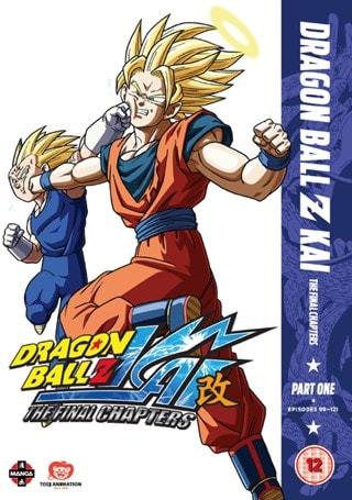 Dragon Ball Z KAI: Final Chapters - Part 1