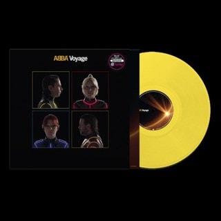 Voyage (hmv Exclusive) Yellow Vinyl