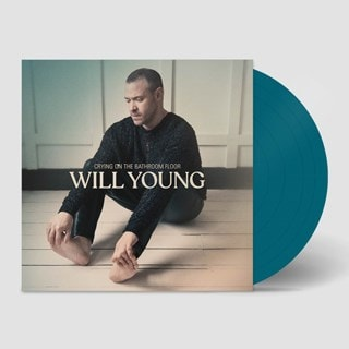Crying On the Bathroom Floor - Limited Edition Teal Coloured Vinyl