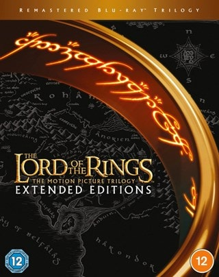 The Lord of the Rings Trilogy: Extended Editions (hmv Exclusive)
