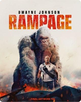 Rampage (hmv Exclusive)