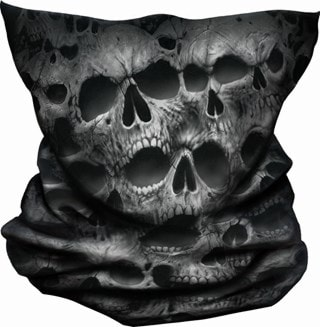 Twisted Skulls Face Covering