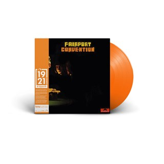 Fairport Convention (hmv Exclusive) 1921 Series Orange Vinyl