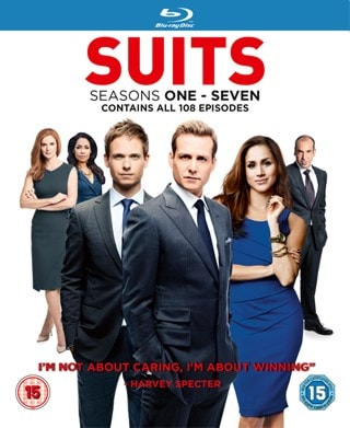 Suits: Seasons One - Seven