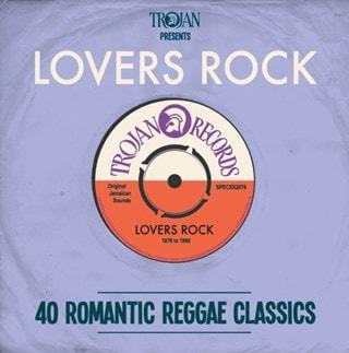 Trojan Presents... Lovers Rock: 40 Romantic Reggae Classics