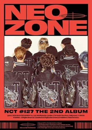 NCT #127 Neo Zone