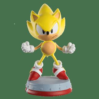Super Sonic: Sonic Figurine: Hero Collector