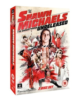 WWE: Shawn Michaels - The Showstopper Unreleased