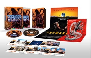 Tremors Limited Edition Blu-ray
