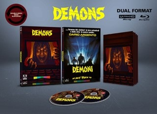 Demons Limited Collector's Edition
