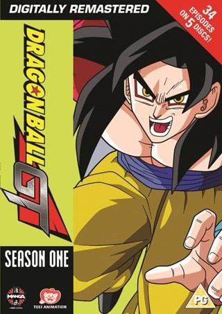 Dragon Ball GT: Season 1
