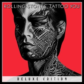 Tattoo You: 40th Anniversary Remastered Deluxe 2CD