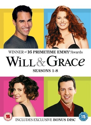 Will and Grace: The Complete Will and Grace