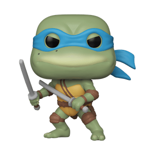 Leonardo (16) Teenage Mutant Ninja Turtles: 1990 Pop Vinyl