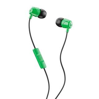 Skullcandy Jib Green/Black Earphones W/Mic