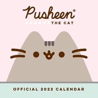 Pusheen Square 2022 Calendar