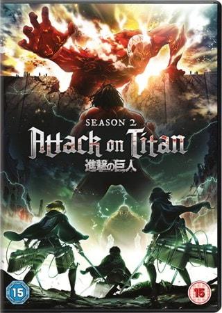 Attack On Titan: Season 2