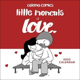 Catana Comics: Little Moments of Love Square 2022 Calendar
