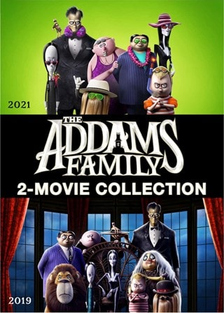 The Addams Family: 2-movie Collection