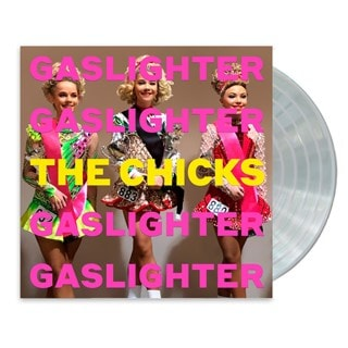 Gaslighter - Limited Edition Clear Vinyl