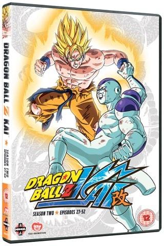 Dragon Ball Z KAI: Season 2