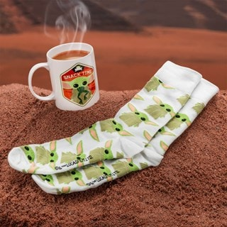 The Child: The Mandalorian: Star Wars Mug & Socks Gift Set