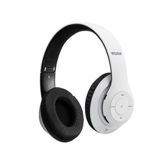 Roam Colours White Bluetooth Headphones (hmv Exclusive)