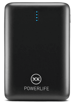 Mixx Charge Power-Up 4 10,000mah Power Bank