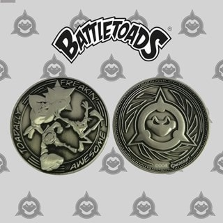 Battle Toads: Limited Edition Coin