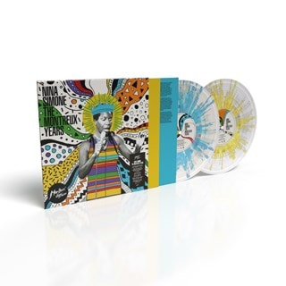 The Montreux Years: Turquoise/Yellow & White Splatter Vinyl (NAD 2021)
