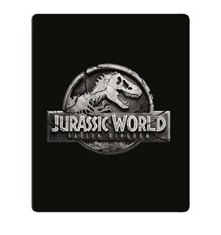 Jurassic World - Fallen Kingdom (hmv Exclusive) 4K Ultra HD Steelbook