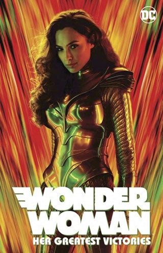 Wonder Woman: Her Greatest Victories (WW 1984)