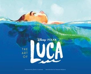 The Art of Luca (Hardback)