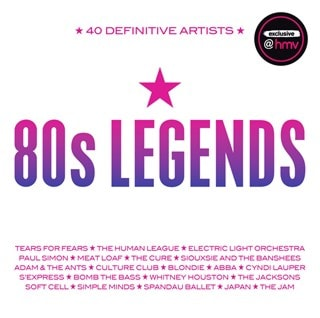 80's Legends (hmv Exclusive)