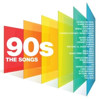 The 90's: The Songs