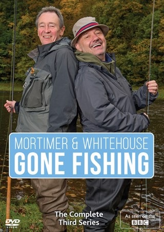Mortimer & Whitehouse - Gone Fishing: The Complete Third Series