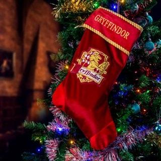 Gryffindor House Stocking: Harry Potter Christmas Stocking