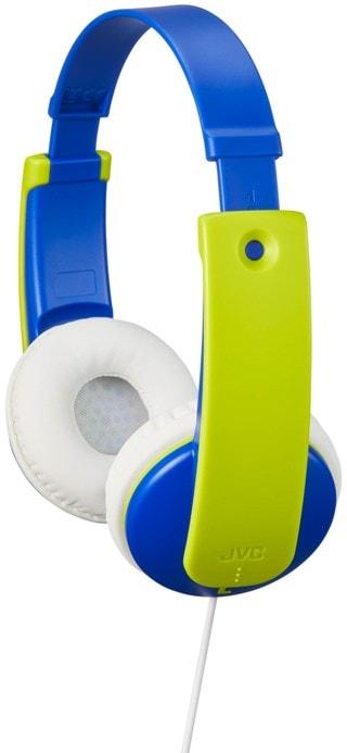 JVC Kids Blue/Green Headphones