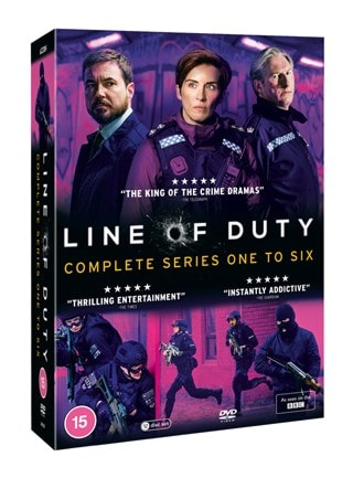 Line of Duty: Complete Series One to Six