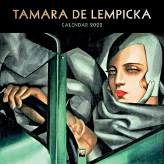 Tamara de Lempicka Square 2022 Calendar
