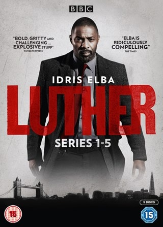 Luther: Series 1-5