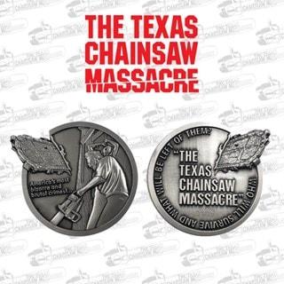 Texas Chainsaw Massacre Limited Edition Medallion