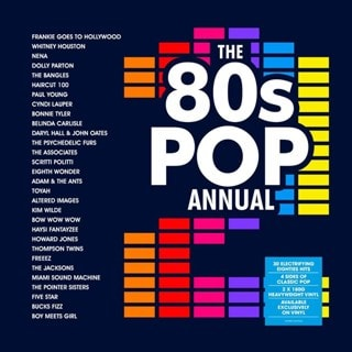 The 80s Pop Annual - Volume 2