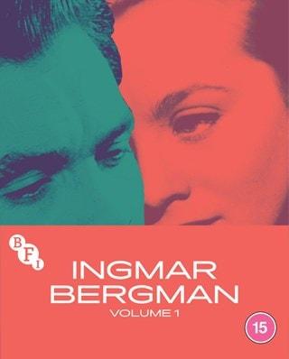 Ingmar Bergman: Volume 1