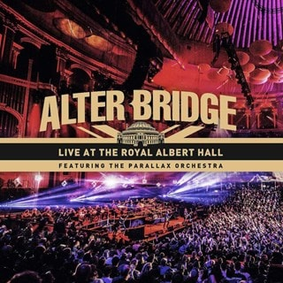 Live at the Royal Albert Hall: Featuring the Parallax Orchestra