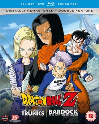 Dragon Ball Z - The TV Specials: The History of Trunks/Bardock...