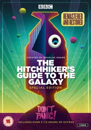 The Hitchhiker's Guide to the Galaxy: The Complete Series