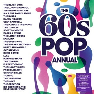 The 60s Pop Annual
