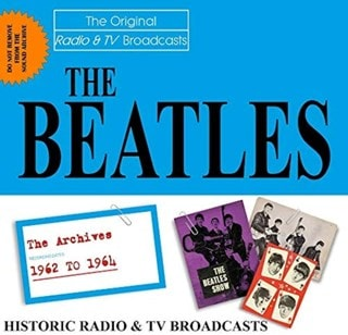 The Archives 1962 to 1964: Historic Radio & TV Broadcasts - Volume 2