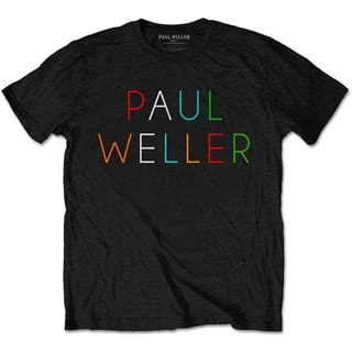 Paul Weller Multicolour Logo